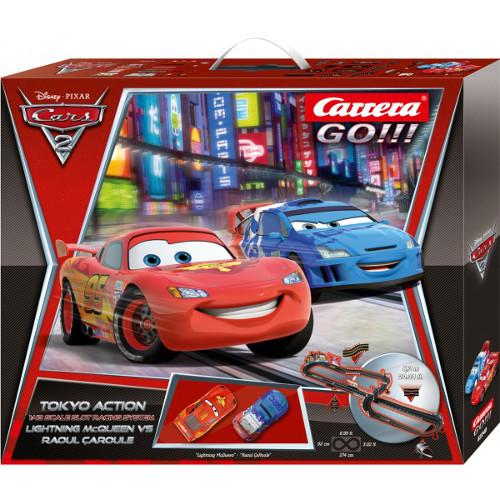 Circuit Cars - Tokio Action
