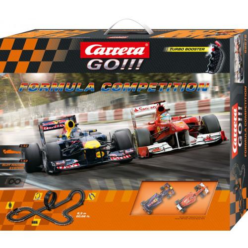 Circuit Formula Competition