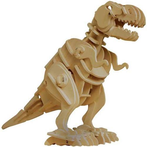 Puzzle 3D T-Rex 85 Walking