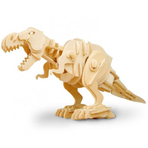 Puzzle 3D T-Rex 90 Biting