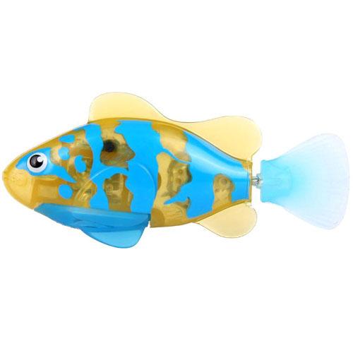 RoboFish Pestisor Tropical Turcoaz
