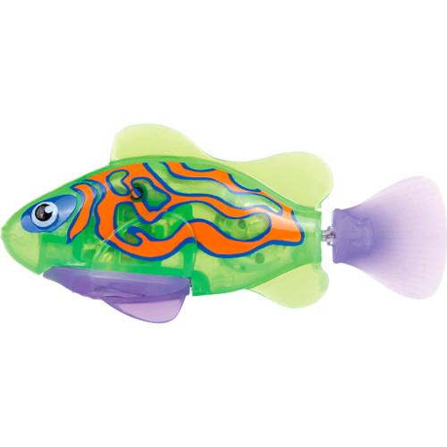 RoboFish Pestisor Tropical Verde