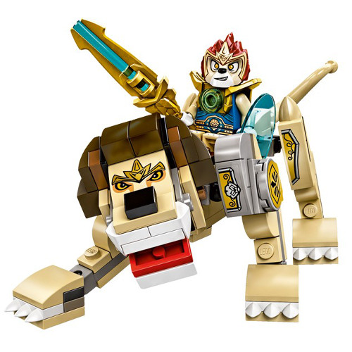 Legends of Chima - Legendara Bestie Leu