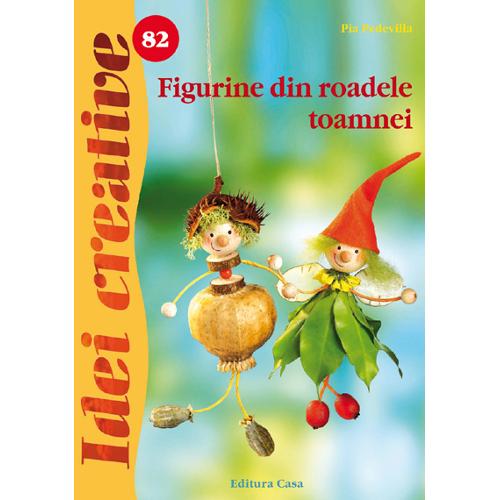 Figurine din Roadele Toamnei 82 - Idei Creative
