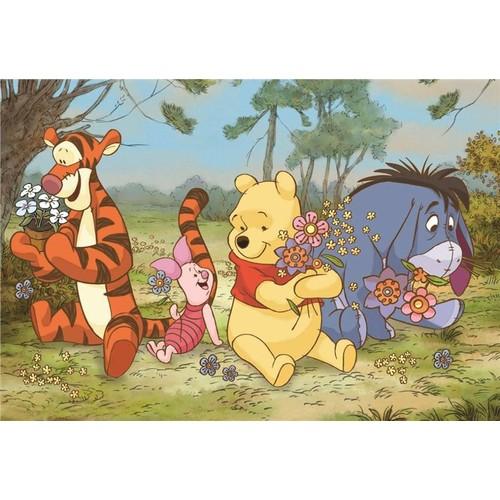 Puzzle La Poiana cu Ursuletul Winnie 24 Piese