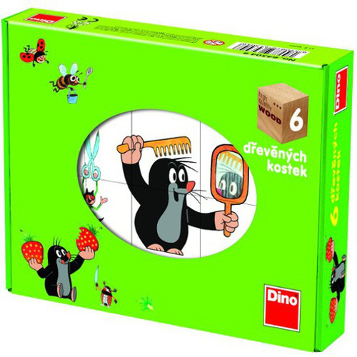 Puzzle Cub O Zi cu Cartita