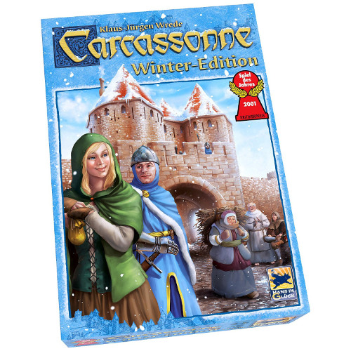 Joc Carcassonne Winter-Edition