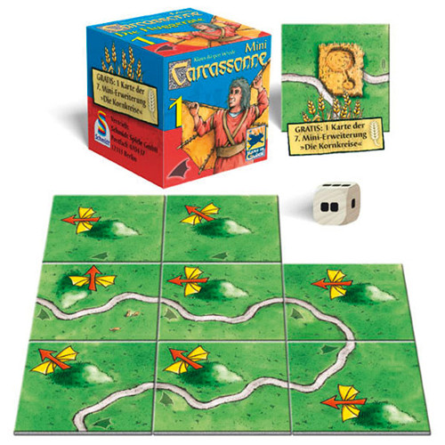 Carcassonne Mini Extensia I - The Flier
