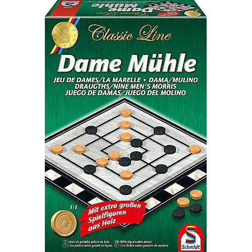 Joc Dame Muhle