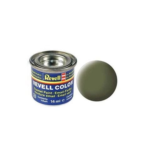 Vopsea Verde Inchis Mat 14 ml