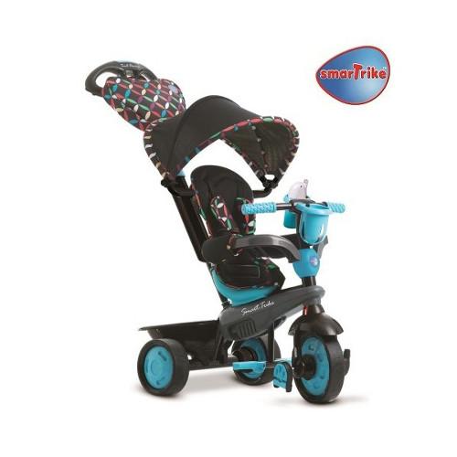 Tricicleta 4 in 1 Boutique Blue