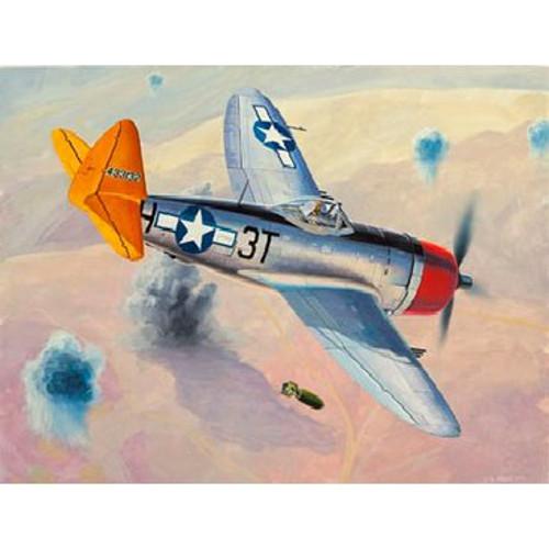 Avion Thunderbolt P-47D