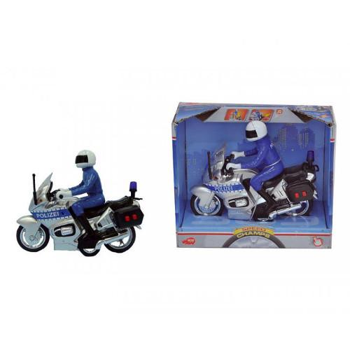 Poza Motocicleta Politie