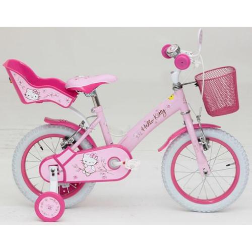 Bicicleta Hello Kitty Romantic 14
