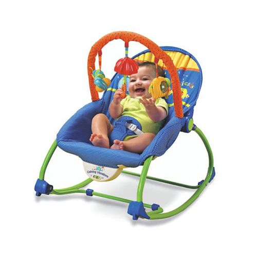 Balansoar Fisher-Price 2 in 1