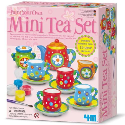 Set de Ceai de Pictat