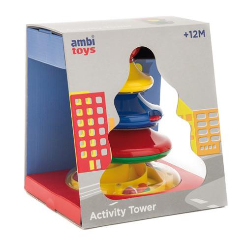 Activity Tower - Piraminda Activitati