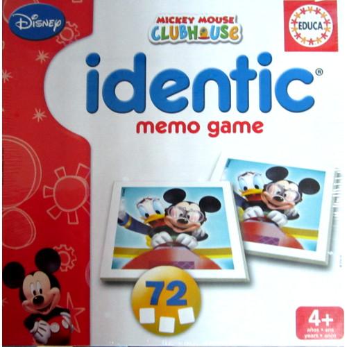 Poza Joc Identic Mickey Mouse