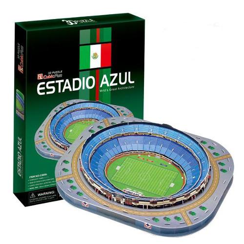 Puzzle 3D Stadionul Azul