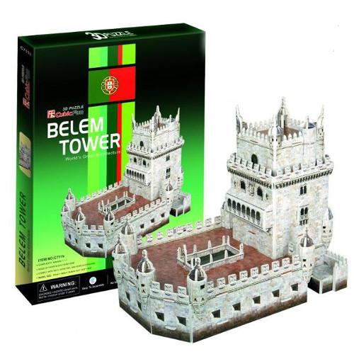 Puzzle 3D Turnul Belem