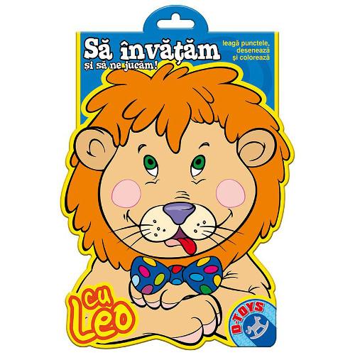 Carte Sa Invatam cu Leo