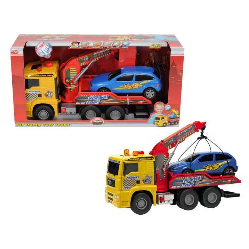 Camion Trailer cu Platforma