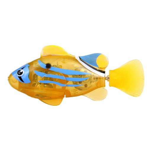 RoboFish Pestisor cu LED Galben