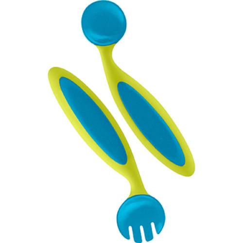Set Tacamuri Flexibile Benders Albastru-Verde