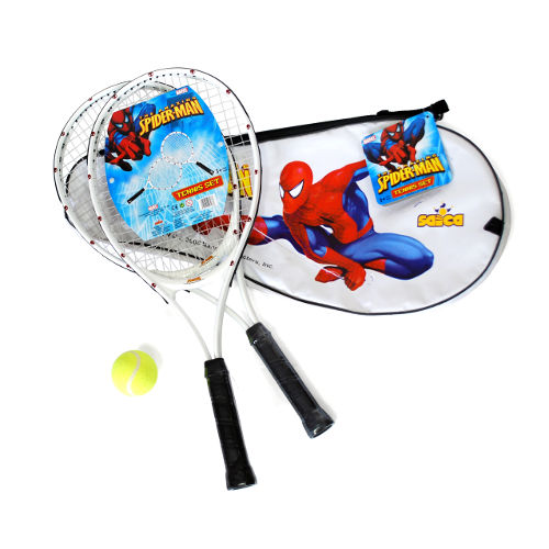 Set Tenis Spiderman