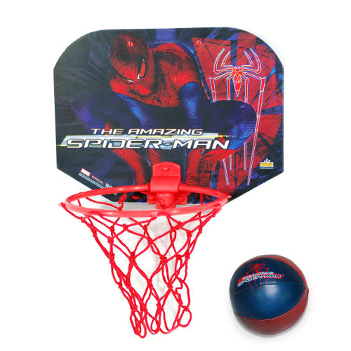 Cos Basket Spiderman