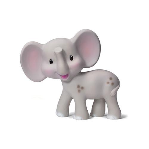 Jucarie de Dentitie Cauciuc Natural Elefantel Gaga