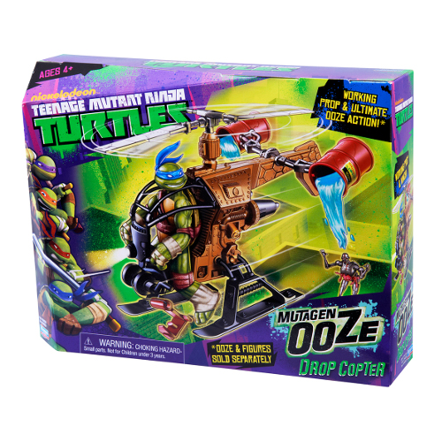 Ninja Turtles Mutagen Ooze Drop Copter