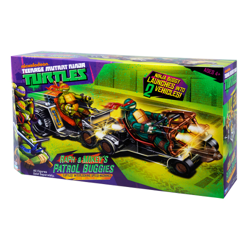 Teenage Mutant Ninja Turtles Patrol Buggy ATVs