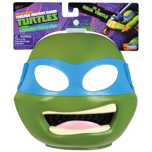 Masca Deluxe Ninja Turtles - Leonardo