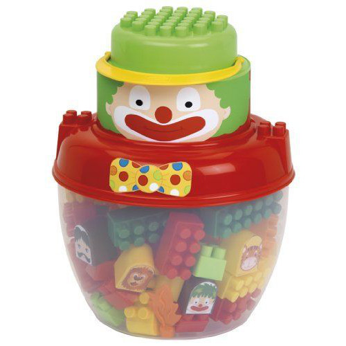 Set Cuburi Clown