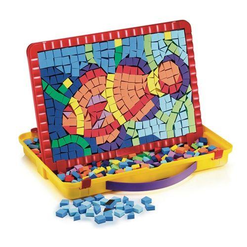 Joc Creativ Mozaic Magnetino