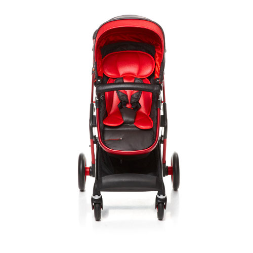 Carucior Modular Sojo 3 in 1 Red Strawberry