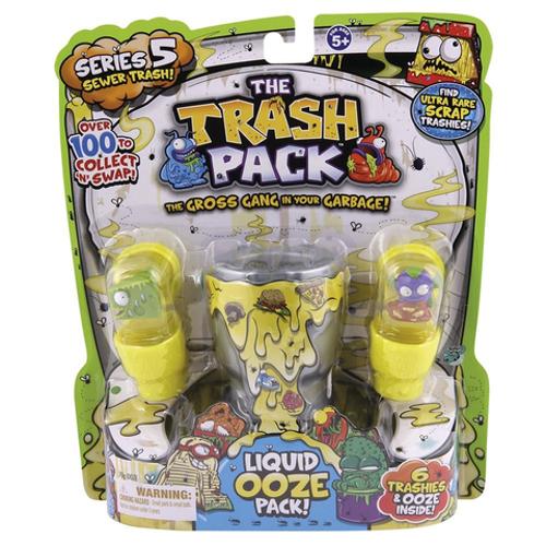 Trash Pack 5 - Set Gelatina