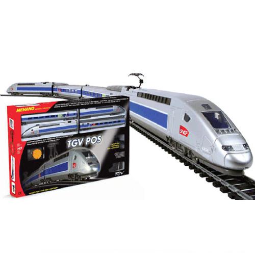 Trenulet Electric TGV POS-C