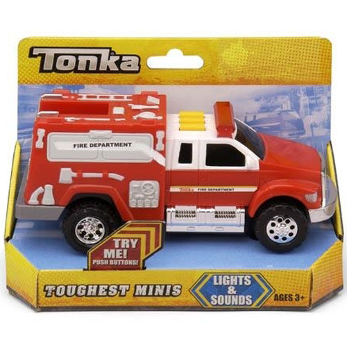 Autocamioneta Pompieri