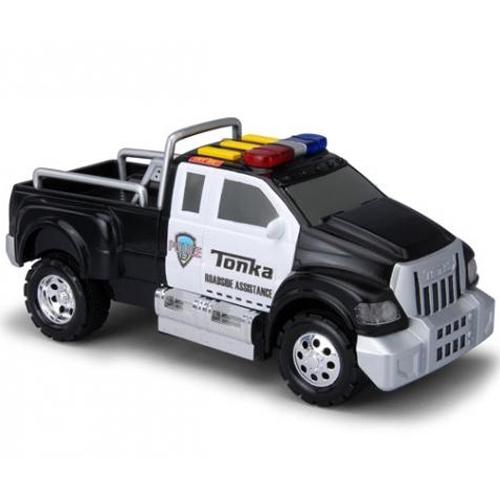 Autocamioneta Politie