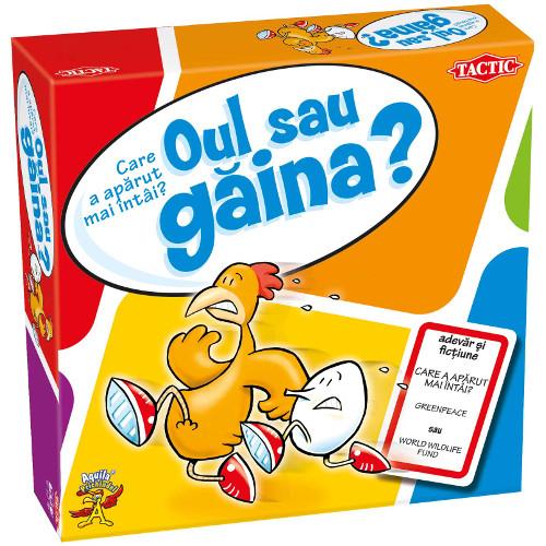 Oul sau Gaina?