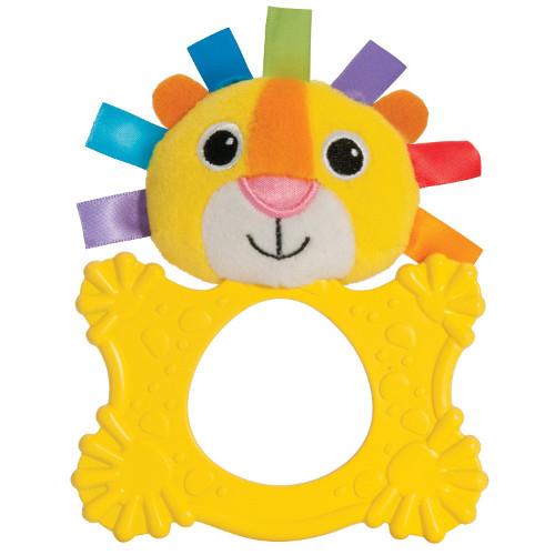 Jucarie Dentitie Safari - Logan The Lion