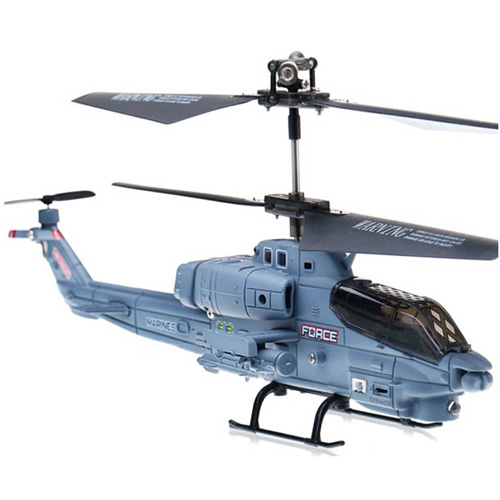 Elicopter US Marine Corps Apache cu Giroscop