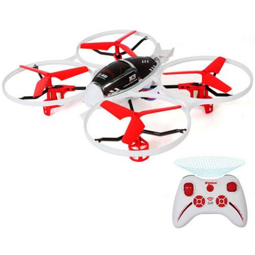 Drona (Quadrocopter) X3