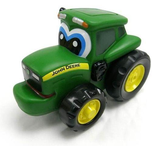 Tractor John Deere - Apasa si Merge