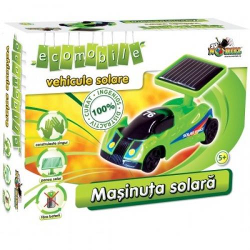 Ecomobile - Masinuta Solara Verde