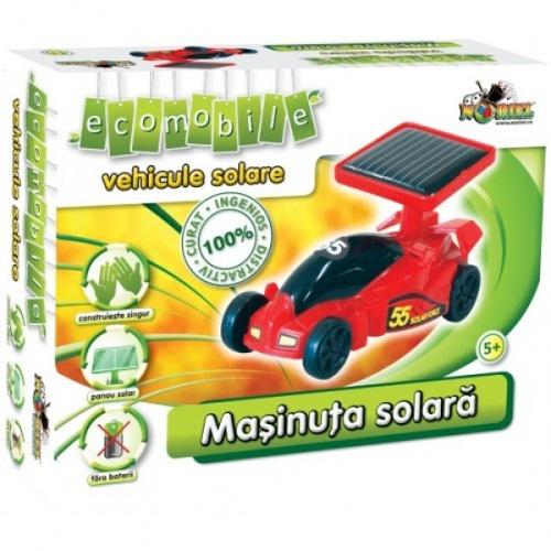 Ecomobile - Masinuta Solara Rosie
