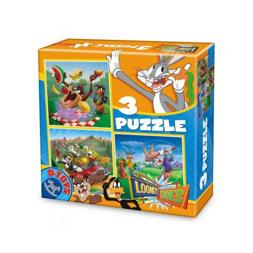 Puzzle 3 Looney Toons