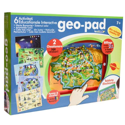I-Pad Electronic Geo-Pad